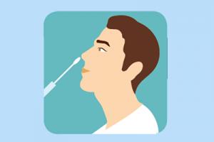 """Informations-Flyer """"Die wichtigsten Coronavirus-Tests"""" (PDF)"""