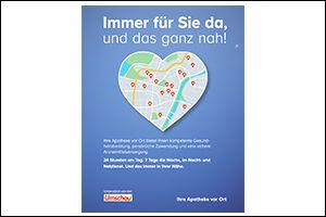 """Werbeposter """"Immer für Sie da, und das ganz nah!"""" (PDF)"""