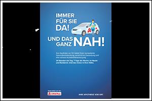 """Werbeposter """"Botendienst"""" (PDF)"""